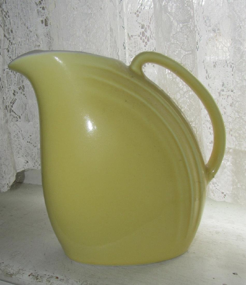 Hall's China Water Pitcher