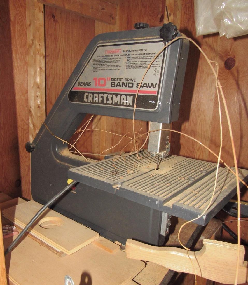 "Craftsman 10"" Bandsaw"