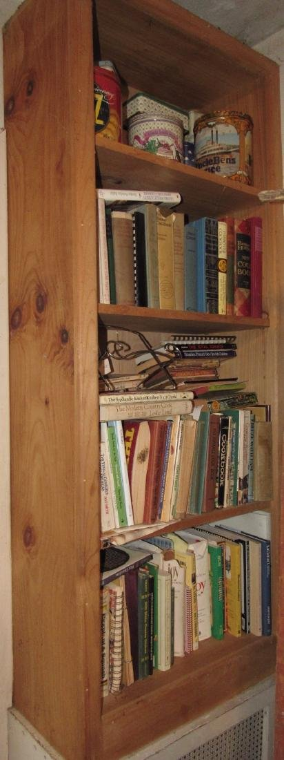 Book Shelf Contents
