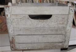 Forsgate Farms Jamesburg NJ Wooden Crate