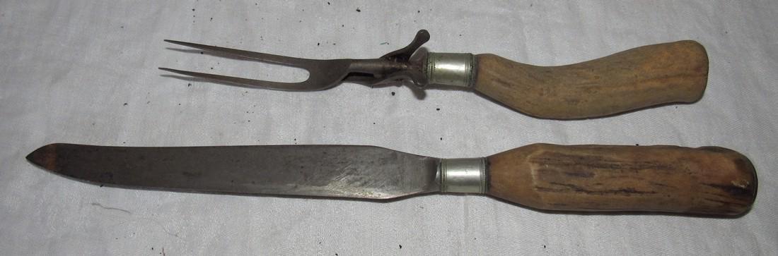 Bone Handle Cutlery Set