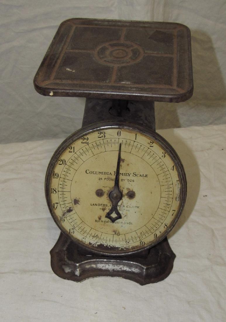 Columbia 24 Pound Family Scale