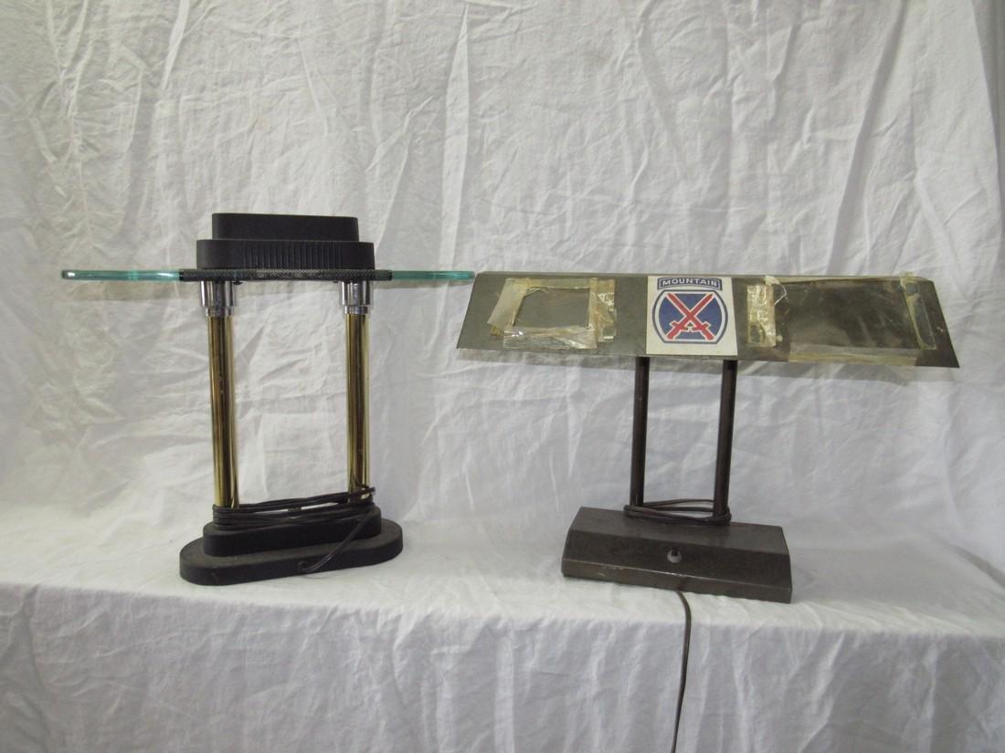 Vintage & Modern Desk Lamps