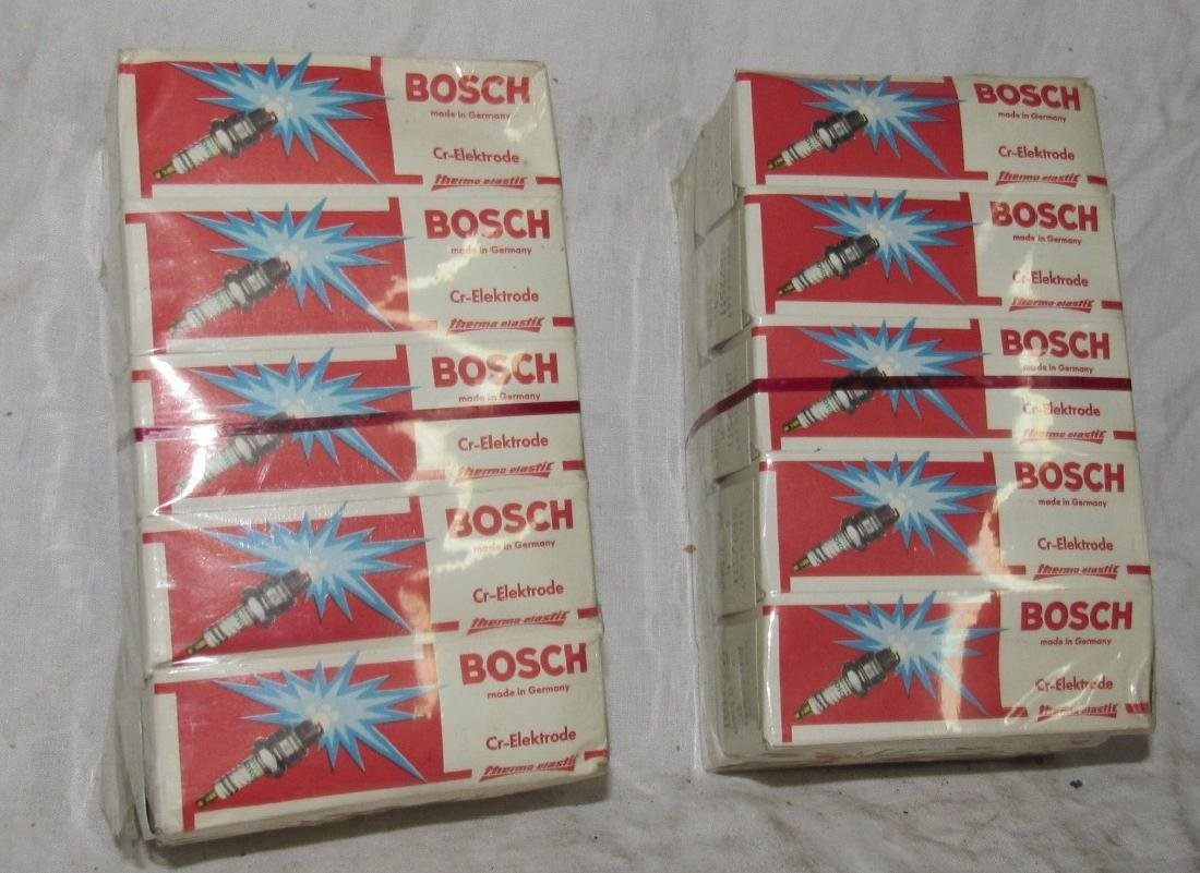 20 Bosch MG225T1 Spark Plugs New Old Stock - 2