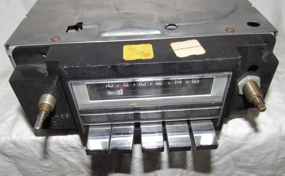 Delco AM Car Radio 60HPBT2 - 2