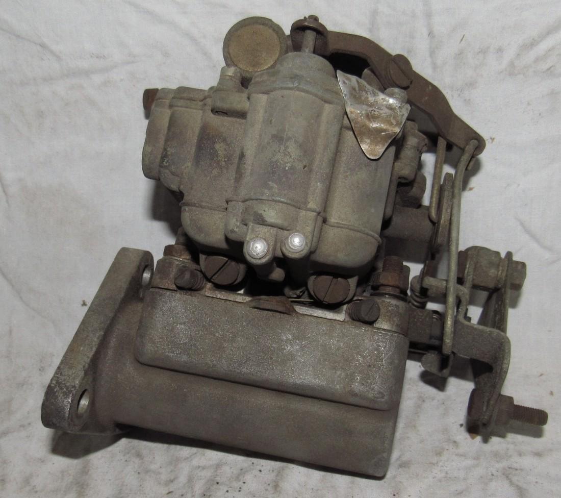 Stromberg Bendix WW Carburetor - 3