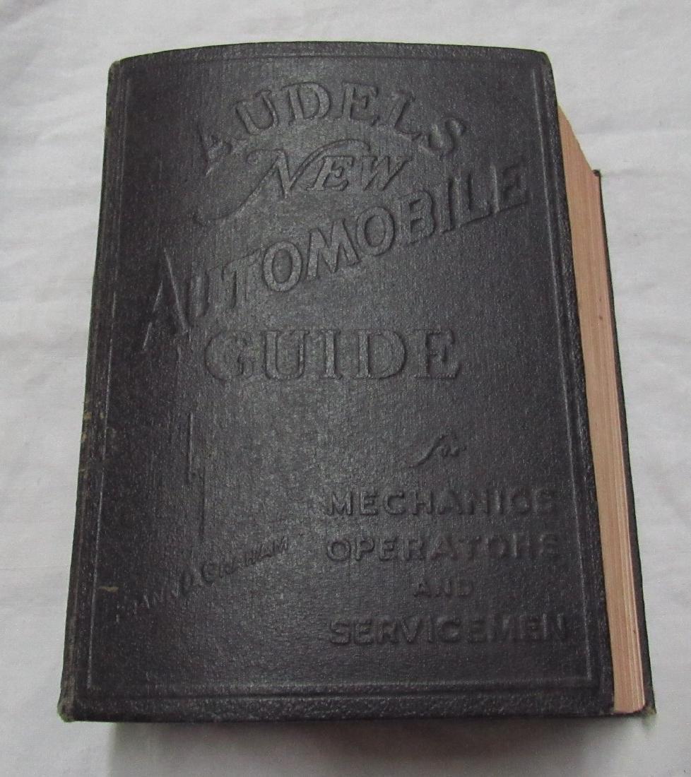 Audels Automobile Guide Book