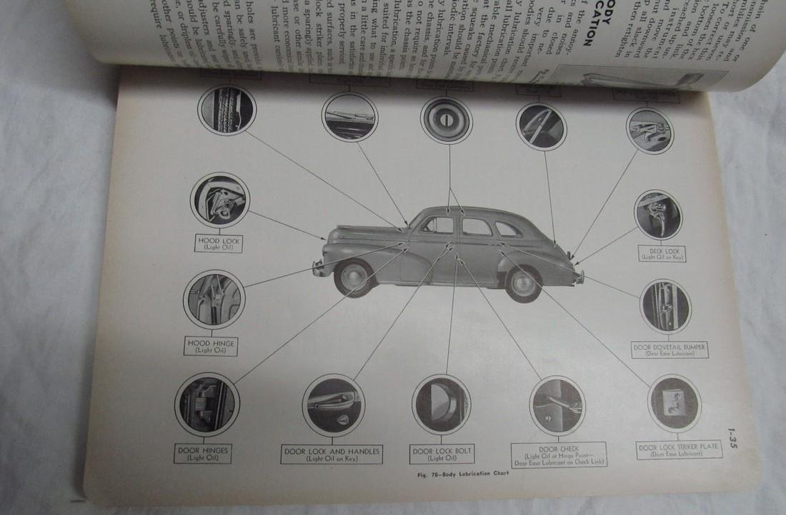 1942 Chevrolet Shop Manual - 2