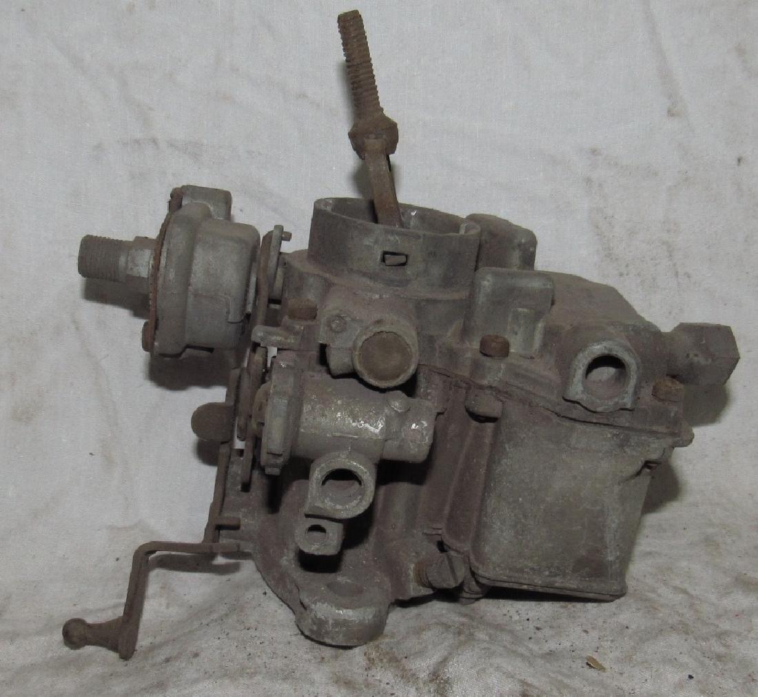 Holley Single Barrel Carburetor