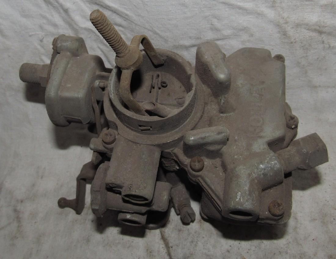 Holley Single Barrel Carburetor - 2