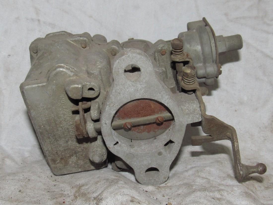 Holley Single Barrel Carburetor - 3