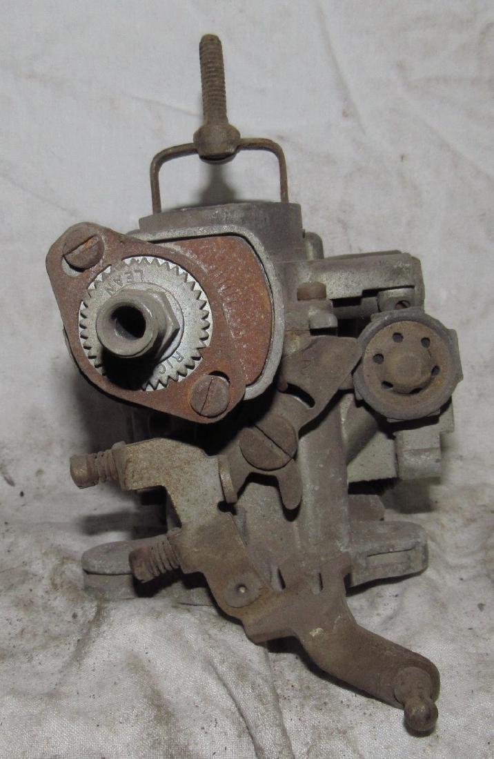 Holley Single Barrel Carburetor - 4