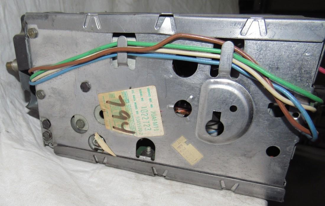 Delco 70AFMT1 Car Radio - 3