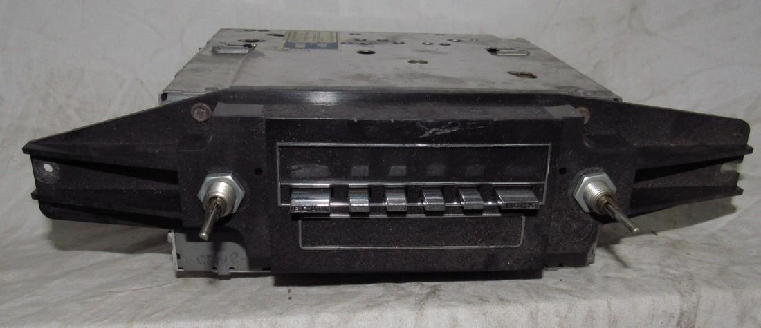 Delco General Motors Car Radio