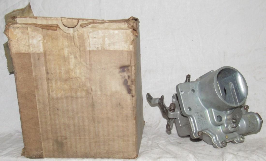 General Motors New Old Stock Single Barrel Carburetor