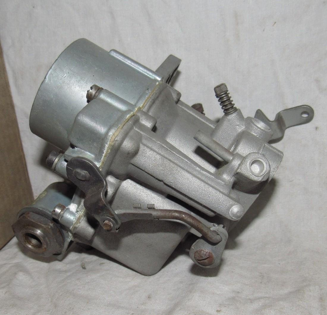 General Motors New Old Stock Single Barrel Carburetor - 3