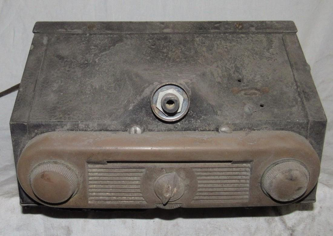 Antique Ford Car Radio