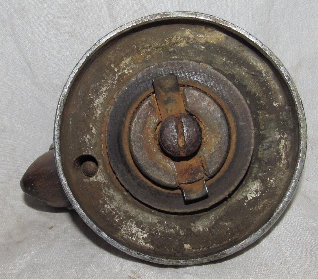 Pontiac Indian Hood Ornament Radiator Cap - 4