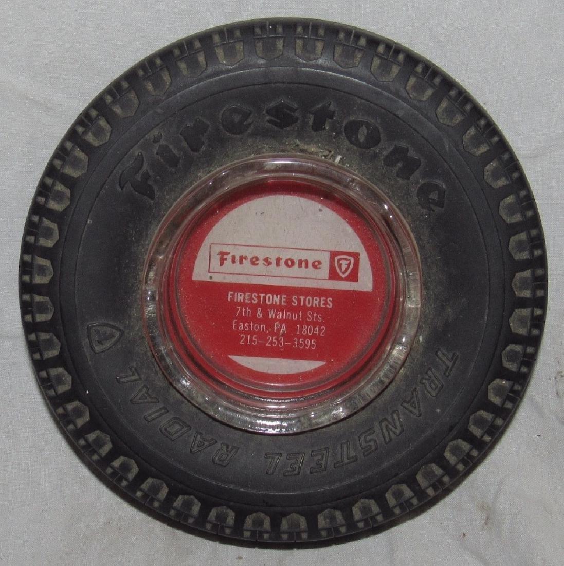 Firestone Tires Easton Pa Ashtray