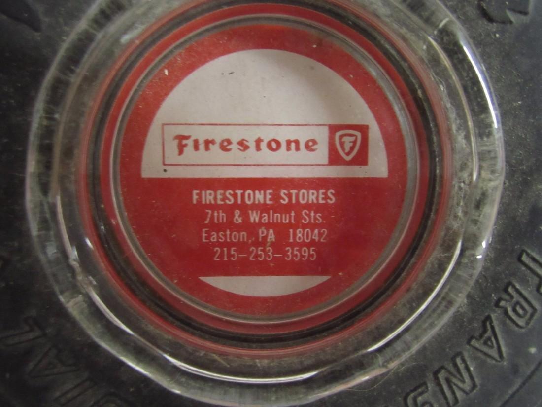 Firestone Tires Easton Pa Ashtray - 2