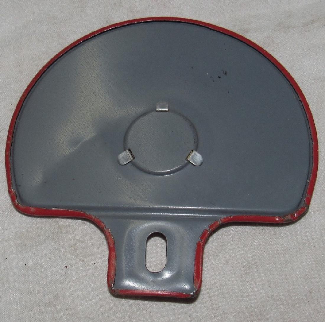 Atlantic White Flash License Plate Topper - 4