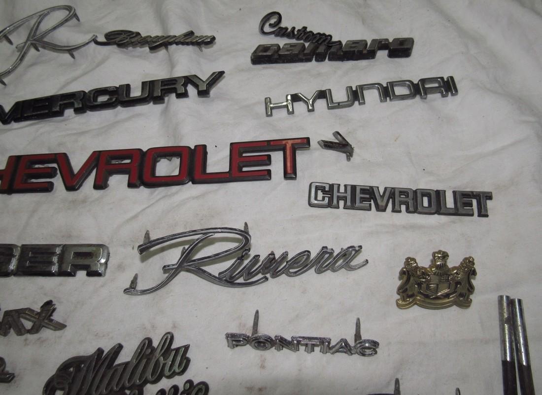 Car Emblems - 3