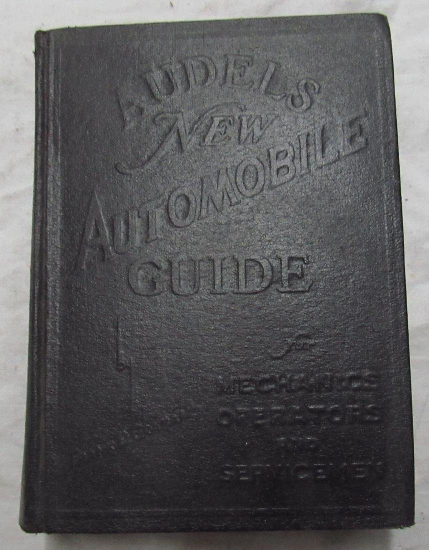 Audels New Automobile Guide