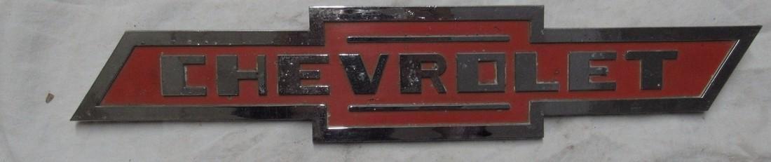 Chevrolet Car Truck Emblem