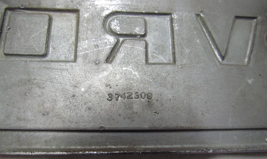 Chevrolet Car Truck Emblem - 3