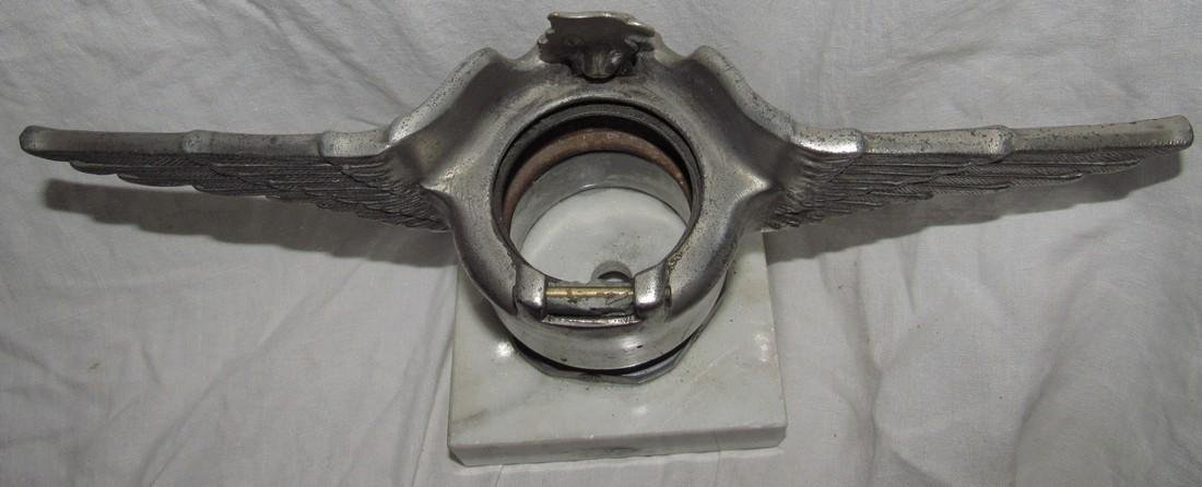 Eagle Hood Ornament Radiator Cap - 3