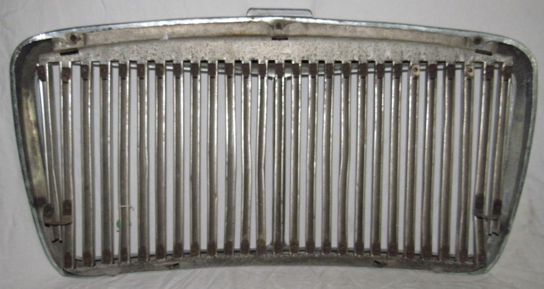 Chrome MG Grill - 2