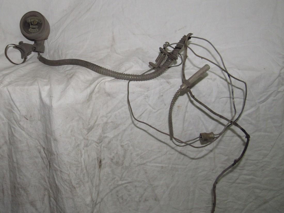 Antique Car MotoMeter Water Gauge - 2