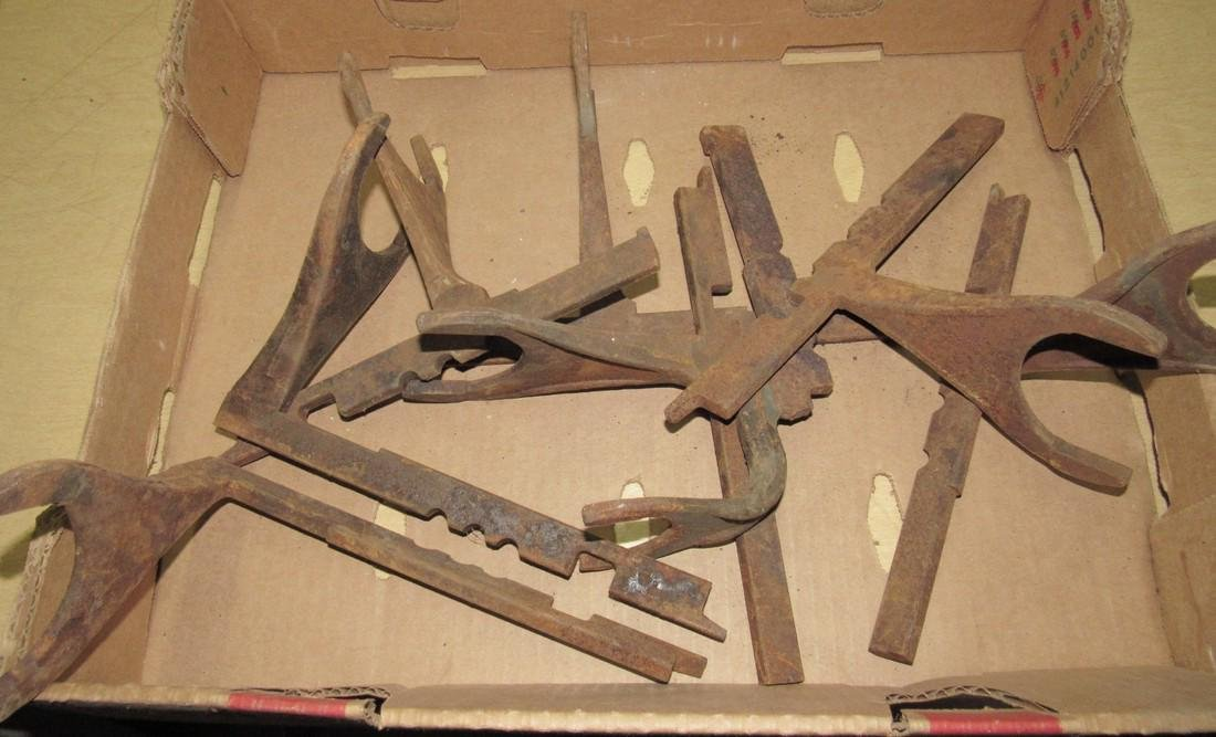 Box of Steampunk Brackets
