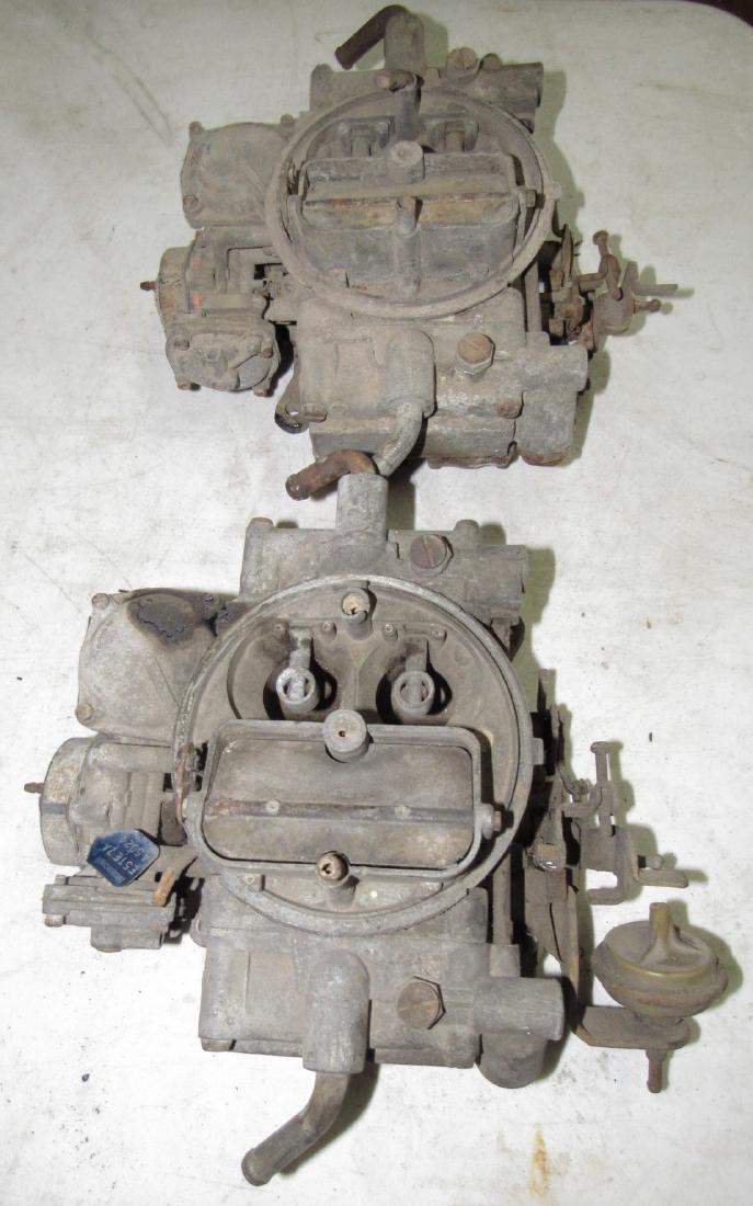 2 4 Barrel Carburetors