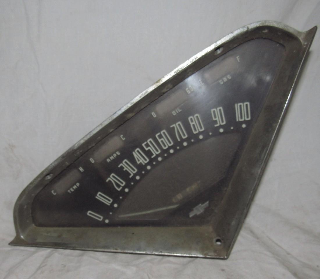 Chevrolet Dash Panel