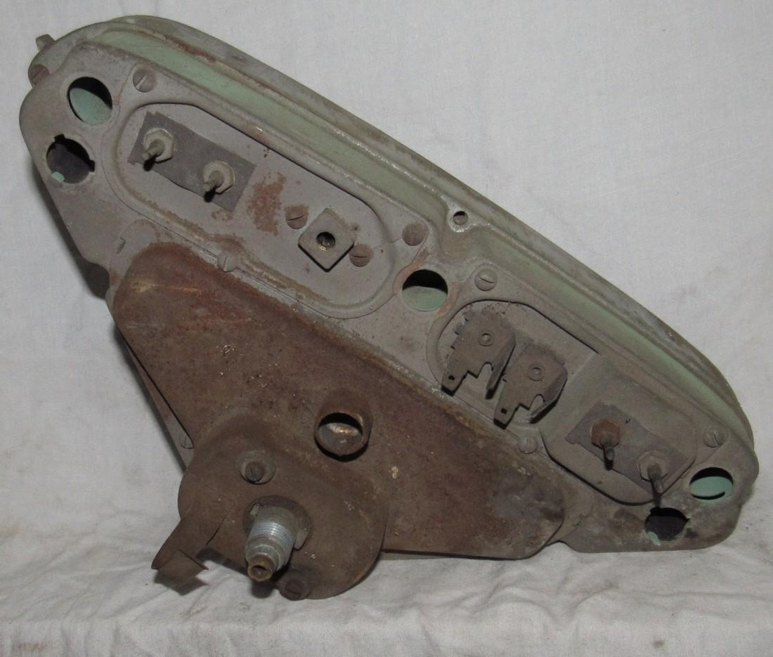 Chevrolet Dash Panel - 2
