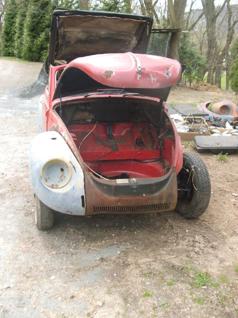 1971 Volkswagen & Tons of Parts - 2