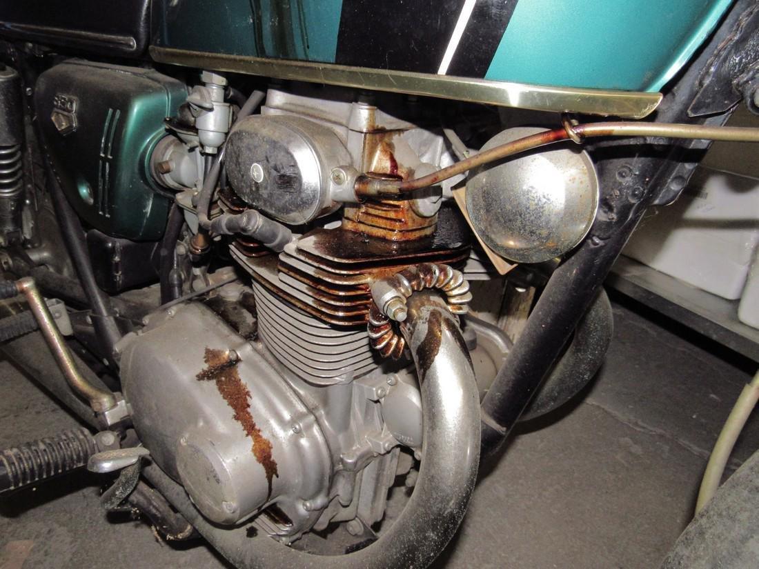 1970 Honda 350 Motorcycle - 3