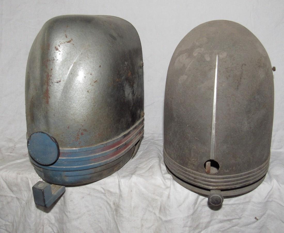 2 Antique Car Heaters