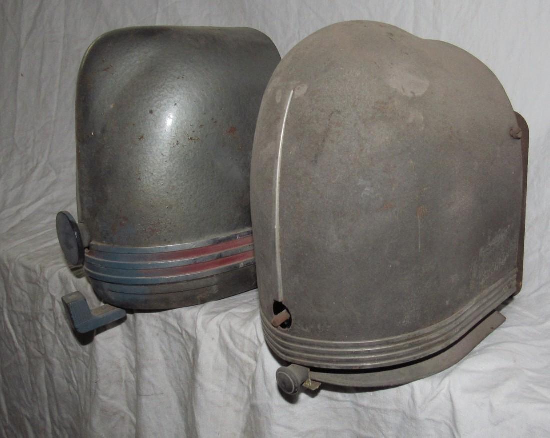 2 Antique Car Heaters - 2