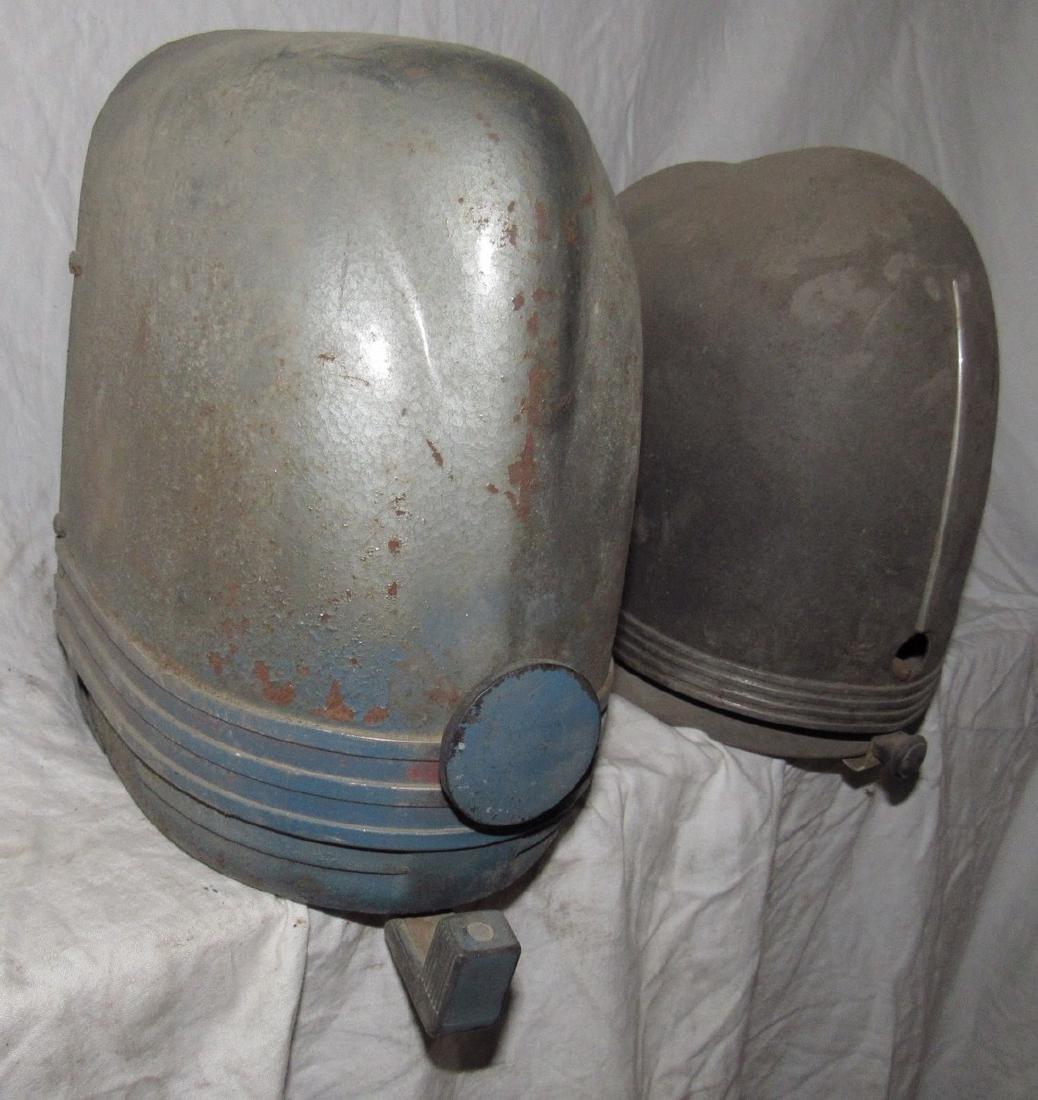 2 Antique Car Heaters - 3