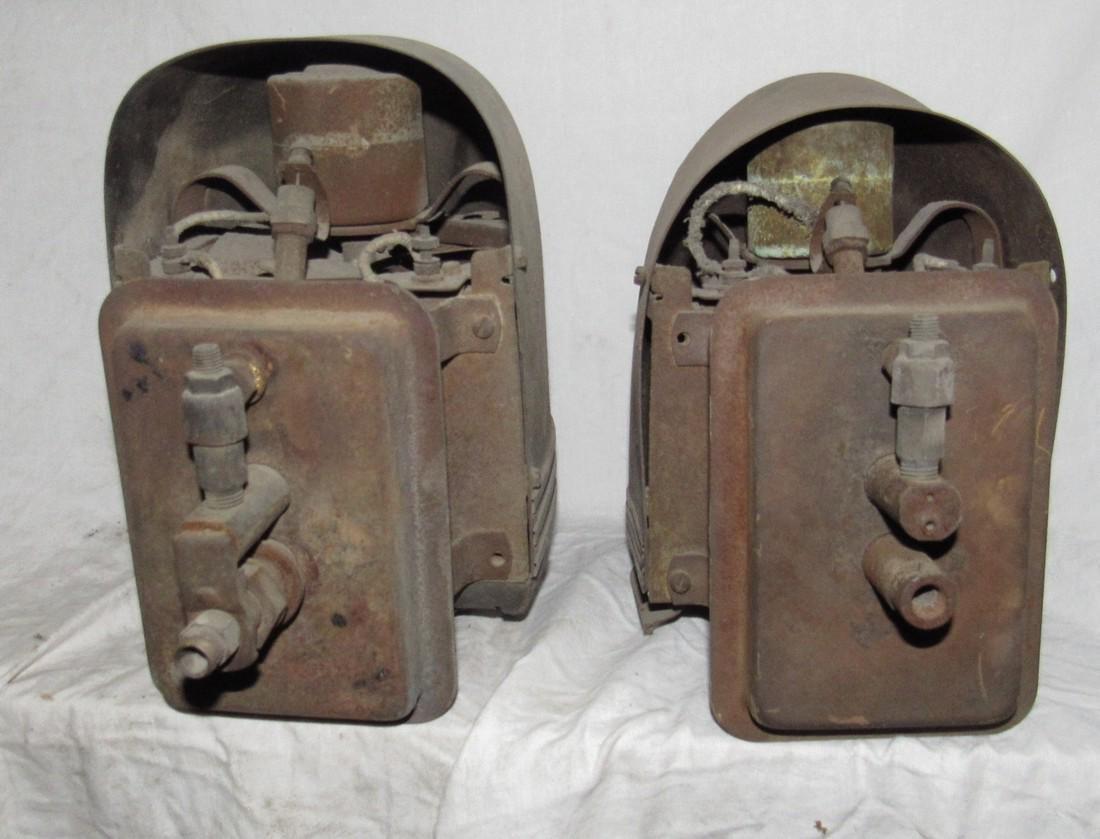 2 Antique Car Heaters - 4