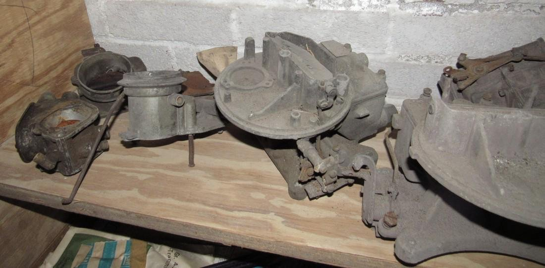 Antique Carburetors for Parts - 2