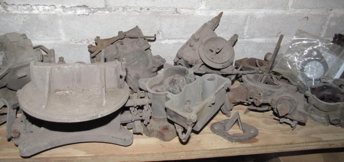Antique Carburetors for Parts - 3