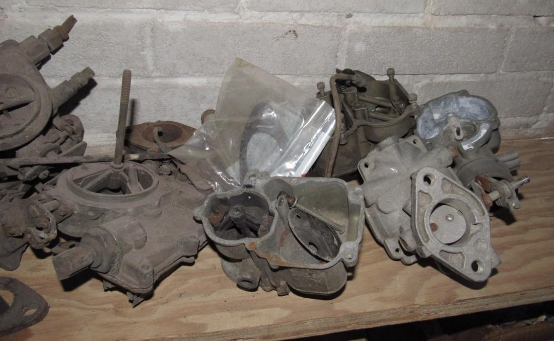Antique Carburetors for Parts - 4
