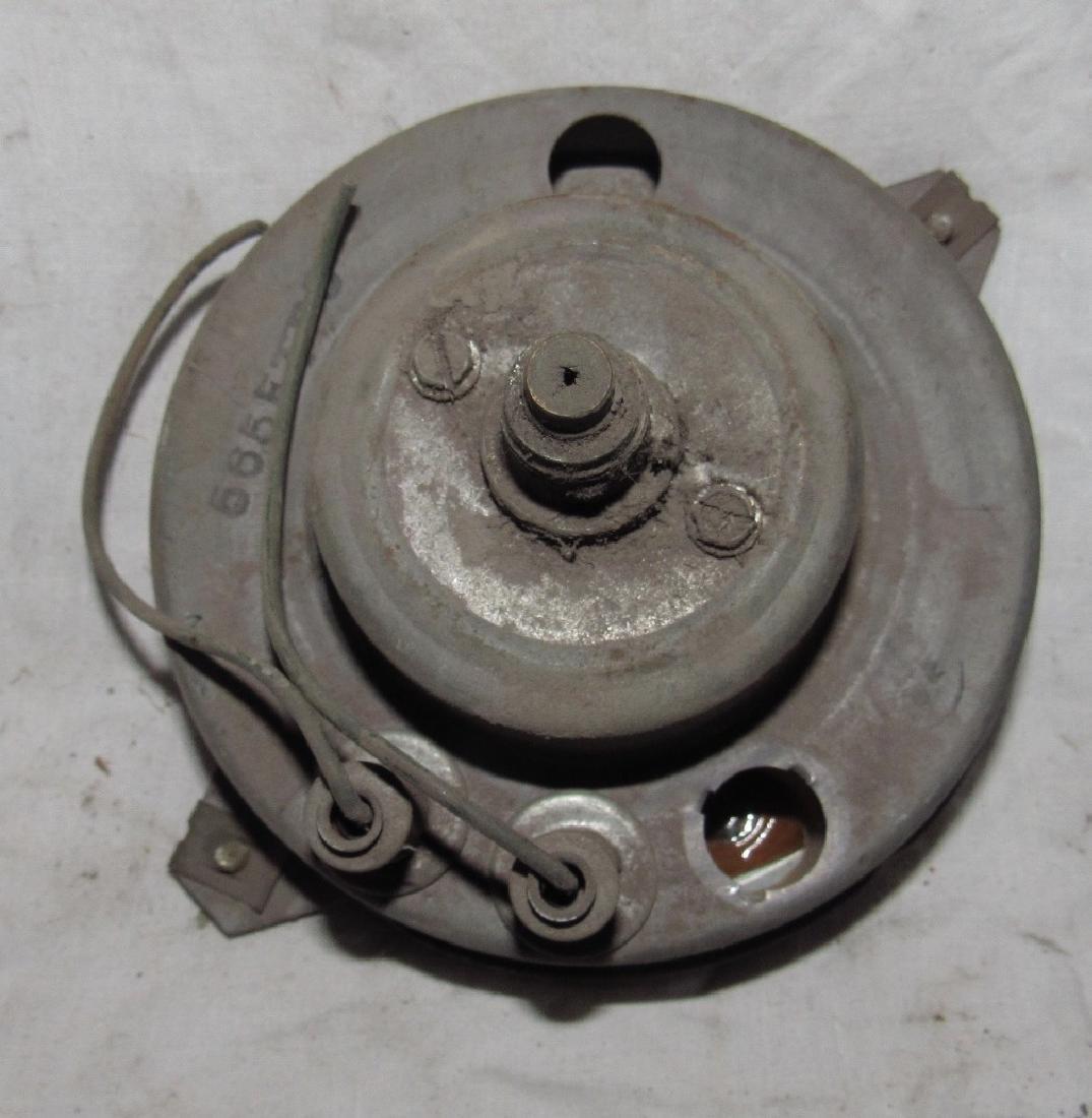 Antique Car Speedometer - 2