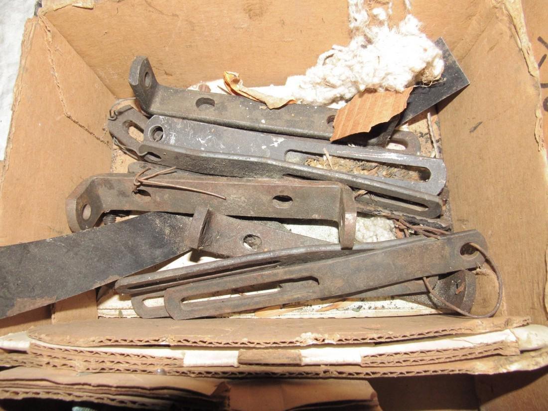 Misc Car Parts Box Lot - 2