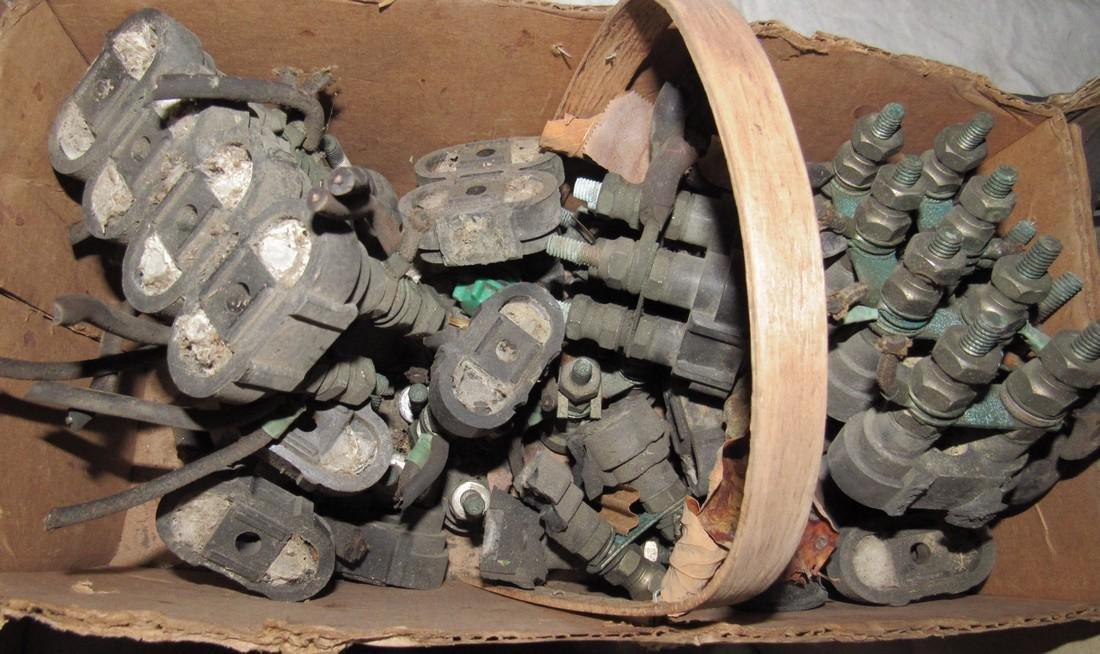 Misc Car Parts Box Lot - 3