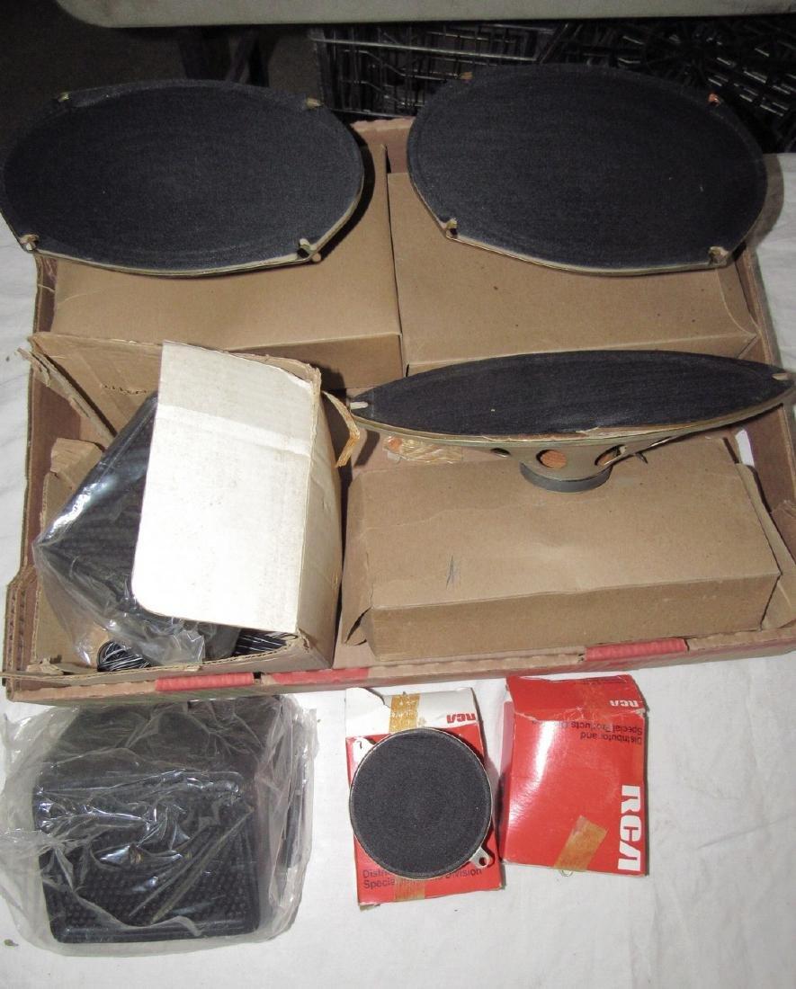 RCA Car Speakers