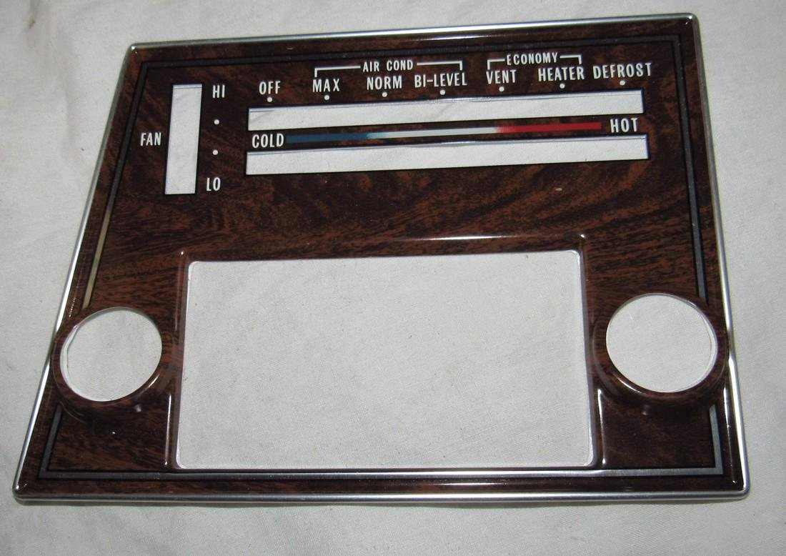 RCA Car Radio Speakers & Dash Panel - 5